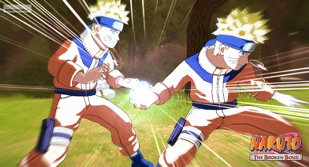 Naruto Broken Bond Торрент